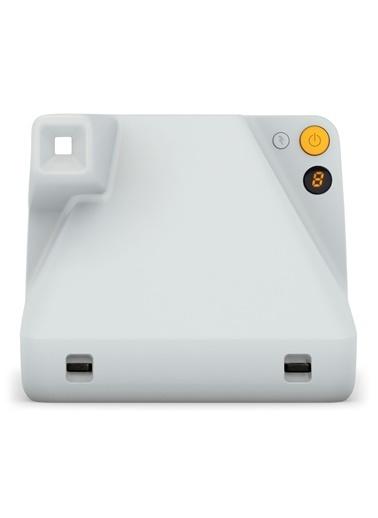 Polaroid Now Beyaz Instant Fotoğraf Makinesi ve 16lı Film Hediye Seti Beyaz